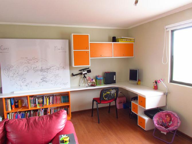 Muebles sala de estudio emiliofuentes for Mobiliario de diseno